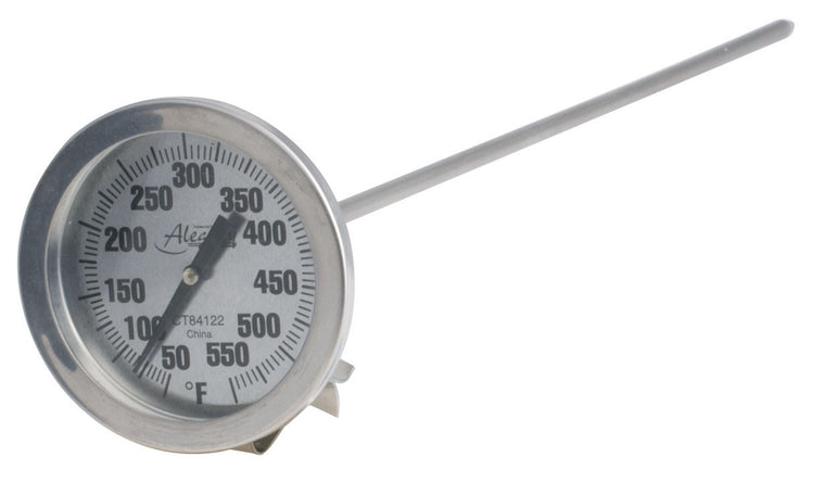 "Alegacy Candy Fry Thermometer 12"" 50-550°F"