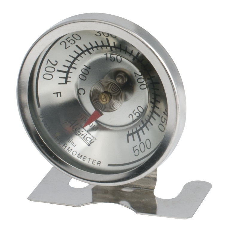 Alegacy Oven Thermometer 200-500°F, 100-250°C