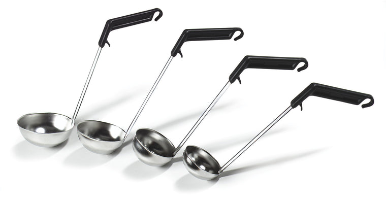 Carlisle Stainless Steel 1-Pce Ladle With Bakelite Handle