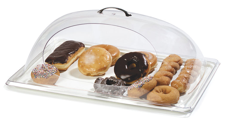 Carlisle Polycarbonate Display Dome Cover 12x20""