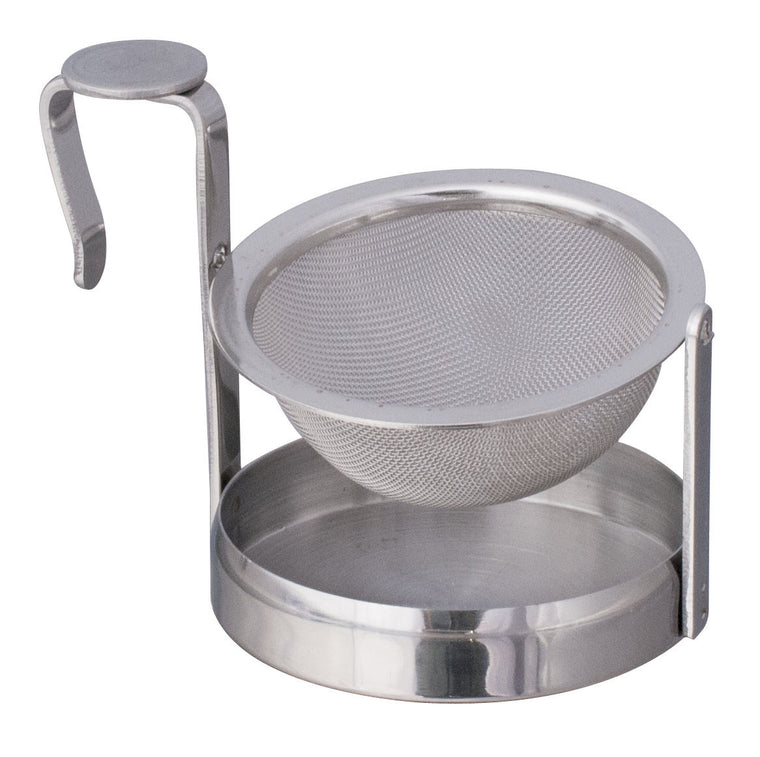 Stainless Steel 7 cm Turn Tea Strainer
