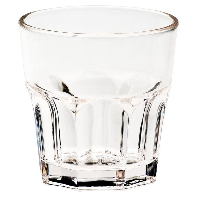 PC GIBRALTAR TUMBLER CLEAR, SET OF 6