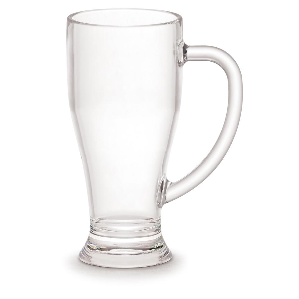 PC CAFE MUG CLEAR, SET OF 6