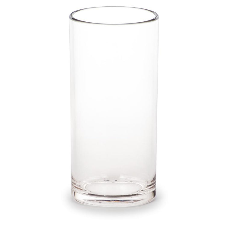 PC TUMBLER TALL CLEAR, SET OF 6