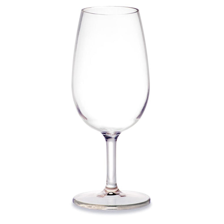 PC WINE GLASS 225ml CLEAR, SET OF 6