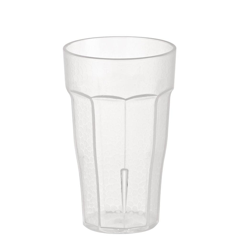 PC STACKABLE TUMBLER GREEN, SET OF 6