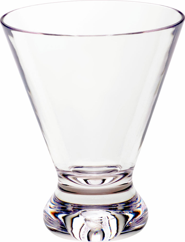 PC COSMOPOLITAN  ROCK CLEAR, SET OF 6