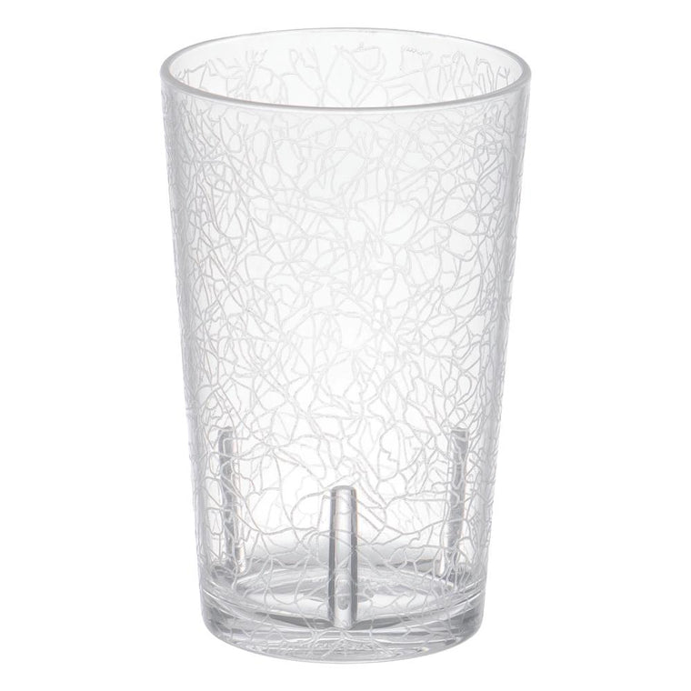 PC TUMBLER CLEAR, SET OF 6