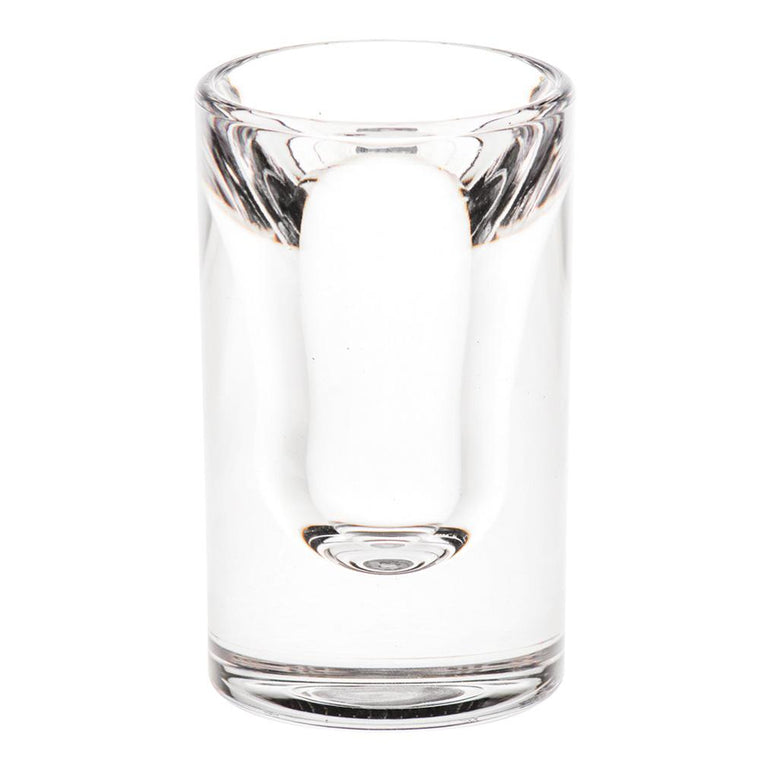 PC SPIRIT GLASS CLEAR, SET OF 6