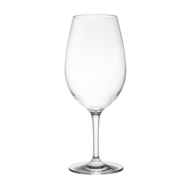 PC WINE CLEAR, SET OF 6