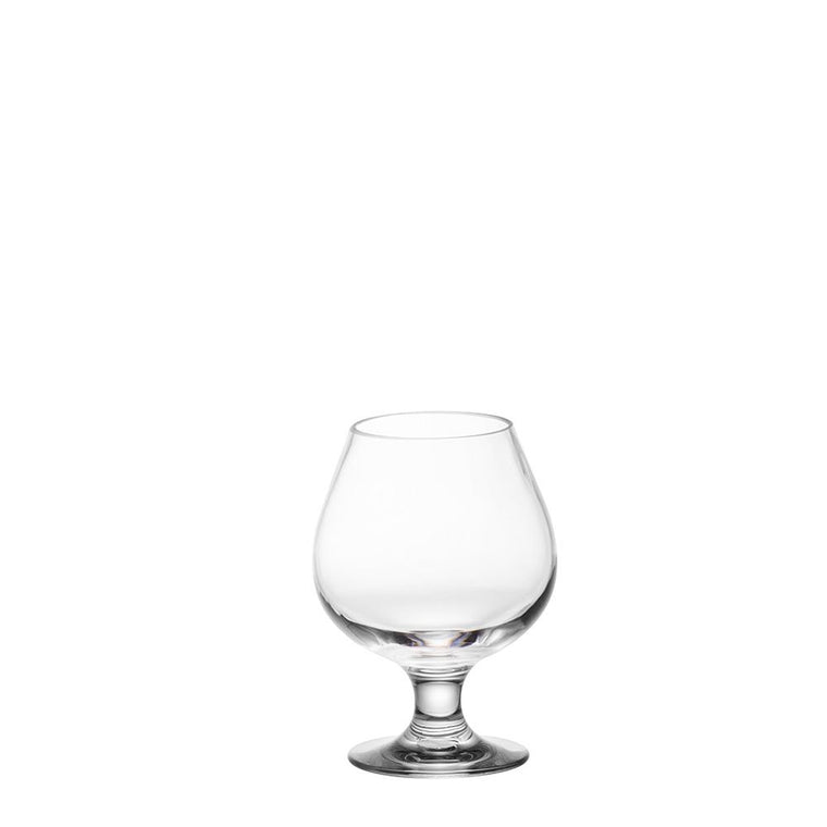 PC BRANDY CLEAR, SET OF 6
