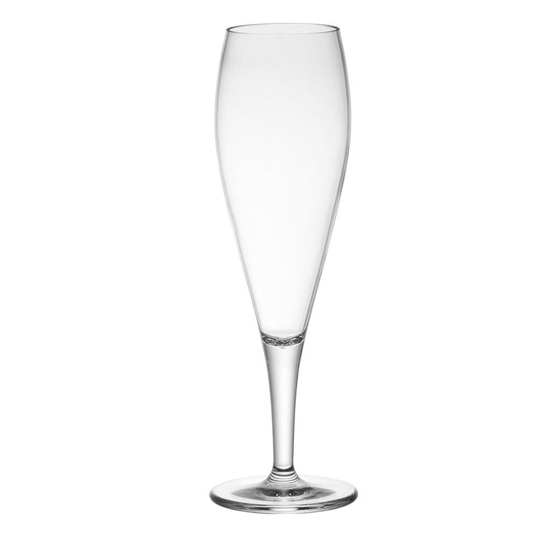 PC CHAMPAGNE CLEAR, SET OF 6