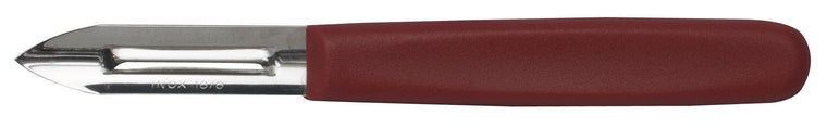 Victorinox Potato Peeler Double Red Nylon Handle