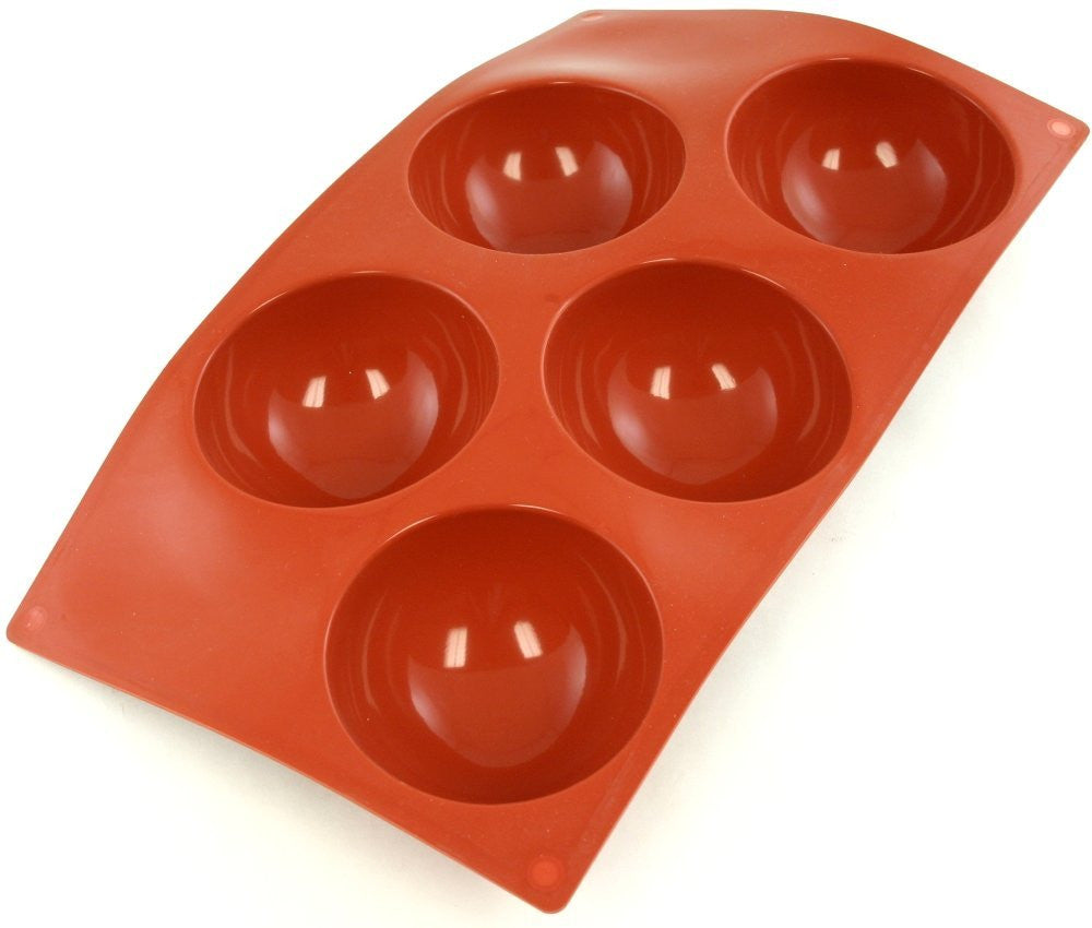 Paderno Flexible Non-Stick Baking Mould -  Muffin 80 x 40mm