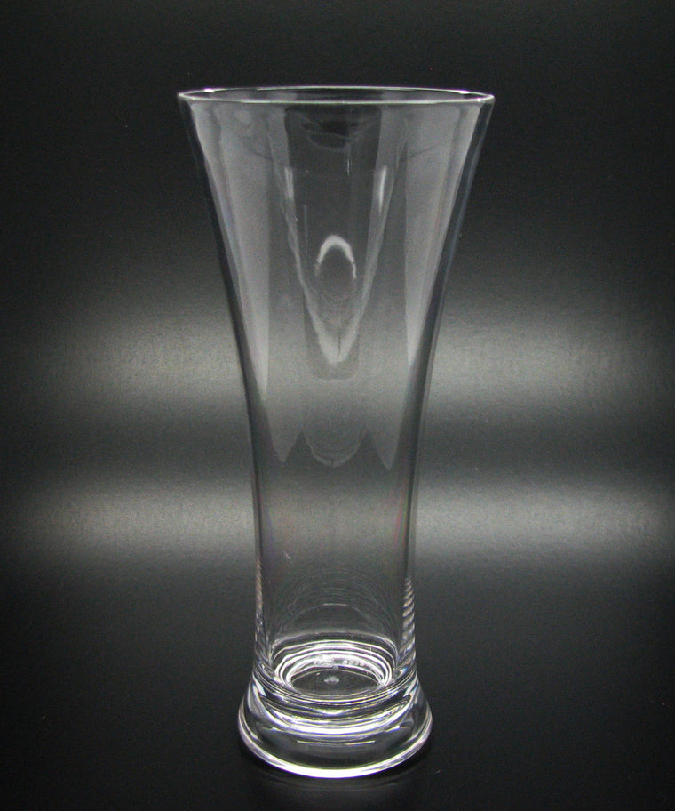 Polycarbonate Flare Pilsner Glass 10oz, Set of 6