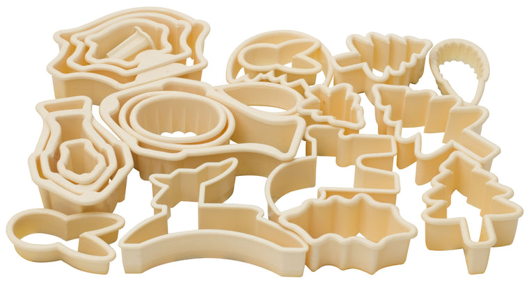 Thermohauser Cookie Cutter Set 23Pcs