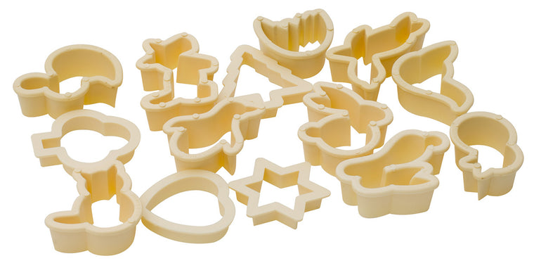 Thermohauser Cookie Cutter Set 14Pcs