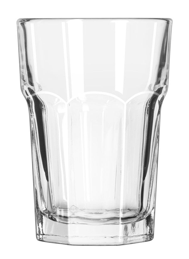 Libbey Beverage Gibraltar - Duratuff 12 oz, Set of 6