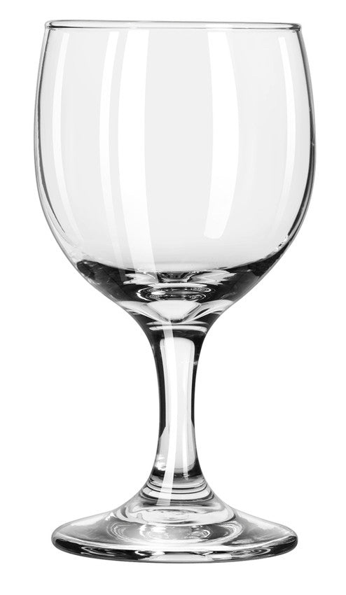 Libbey Wine Round Bowl Embassy 8½ oz