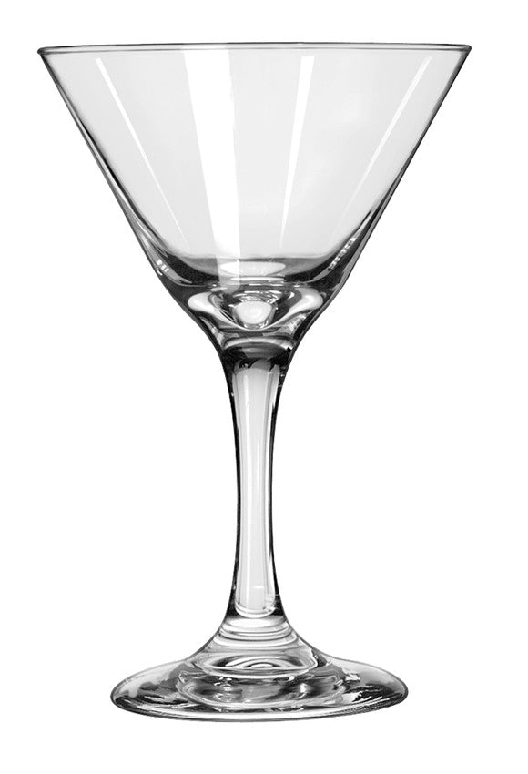 Libbey 9¼ oz Martini Glass, Set of 6