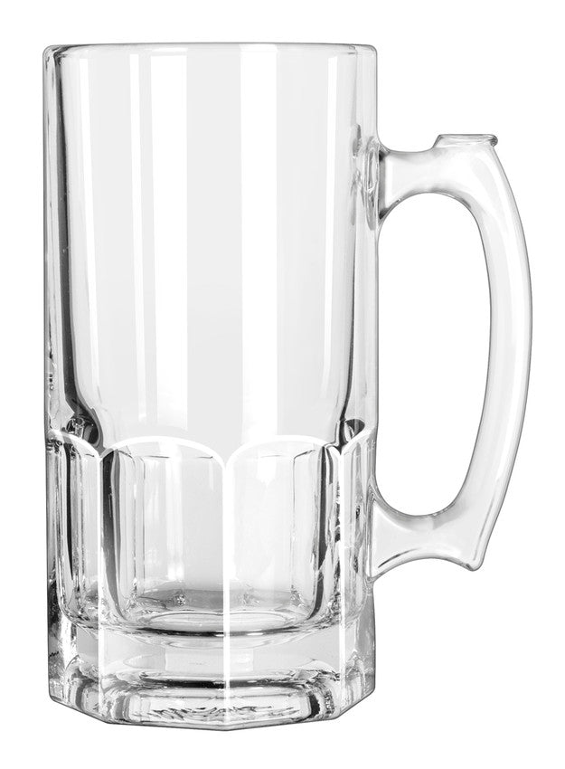 Libbey 1Lit Super Mug, Set of 6