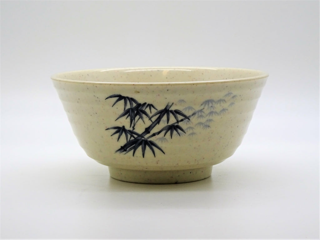Rice Bowl Blue Bamboo, Set of 6