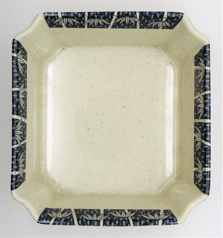 Square Bowl with 8 Corners, Set of 6