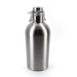 2 litre Vacuum Insulated Ultimate Growler - 2 Litre - Mini Keg System - Three Chins Brewing