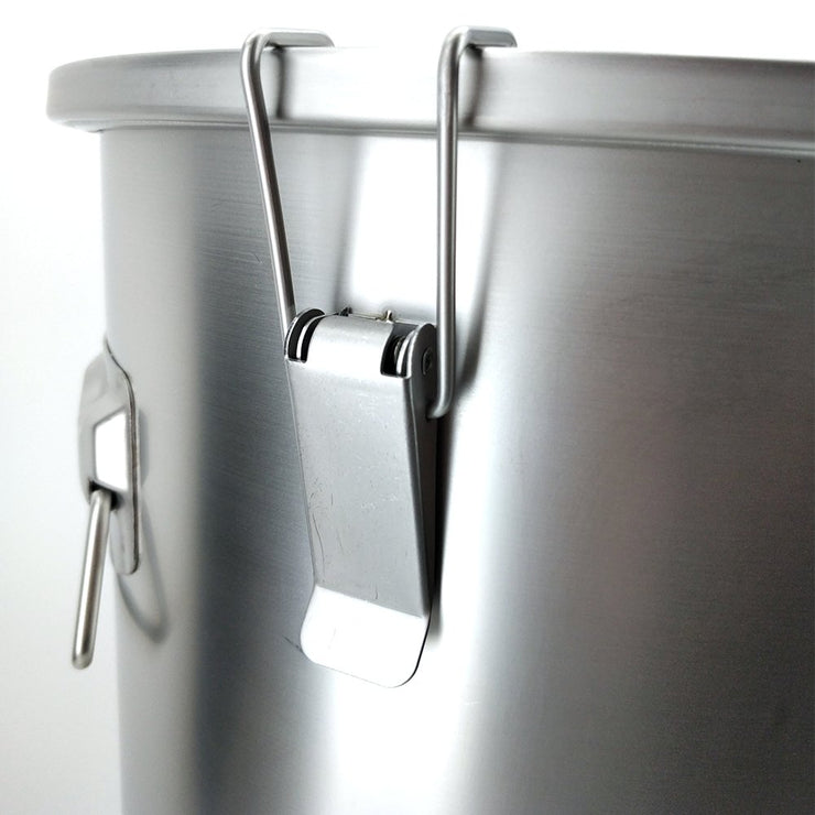 26.5L - 304 Stainless Steel Brew Bucket - Three Chins Brewing