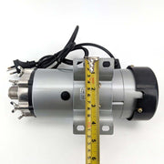 "65w Stainless Head Magnetic Drive Pump with 3/4"" BSPT Threads - Easy Remove Wing Nut Head - Three Chins Brewing"