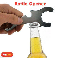 Load image into Gallery viewer, 7 In 1 Faucet Tap Wrench/Spanner Tool - Duotight tube remover - Three Chins Brewing