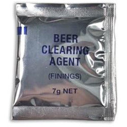 Beer Clearing Agent 7g - Three Chins Brewing