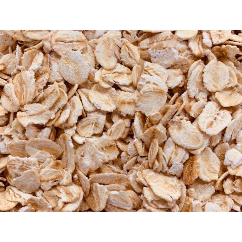 Blue Lake Milling Rolled Oats - Three Chins Brewing