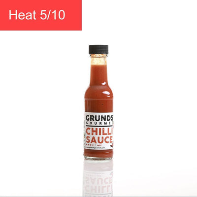 Chilli Sauce 150ml - Three Chins Brewing