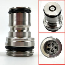 "Load image into Gallery viewer, Cornelius Type Ball Lock Gas Post with 1/2"" Male Thread - Mytton Rod / Rheem Kegs - Three Chins Brewing"