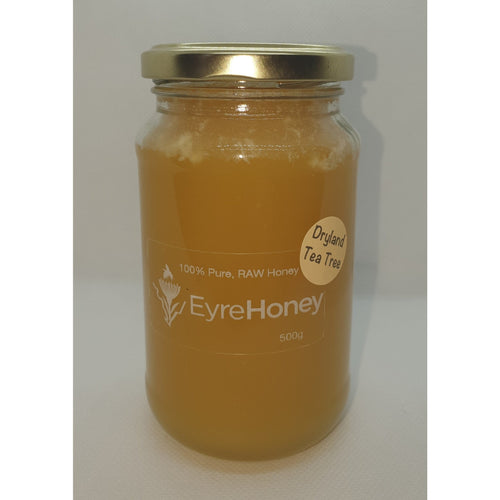 Dryland Tea Tree Honey (Eyre Honey) - Three Chins Brewing