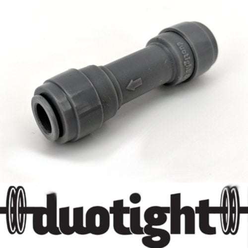 Duotight - 8mm(5/16) x One Way Check Valve/Non-Return Valve - Three Chins Brewing