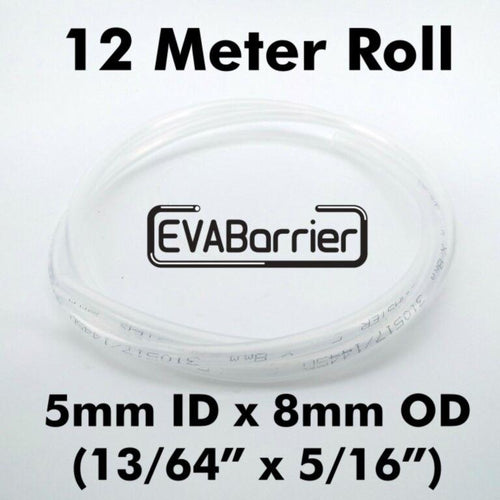 EVABarrier 5mm(13/64) x 8mm(5/16) Double Wall EVA (12meter Length in Bag) Beer Line / Gas Line - Three Chins Brewing