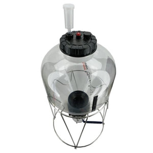 FermZilla - 27L - Conical Uni Tank Fermenter - NOW WITH STAINLESS HANDLE - Three Chins Brewing