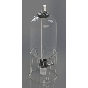 FermZilla - 55L - Conical Uni Tank Fermenter - NOW WITH STAINLESS HANDLE - Three Chins Brewing