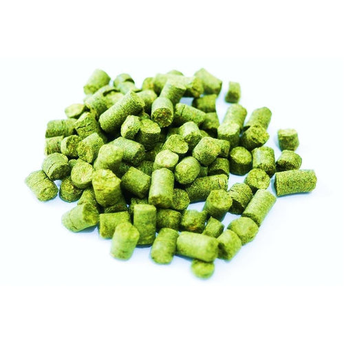 Hallertau Mittlefruh Hops - Three Chins Brewing