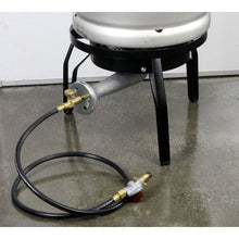 Load image into Gallery viewer, High Pressure LPG Burner with Stand and Regulator - Three Chins Brewing