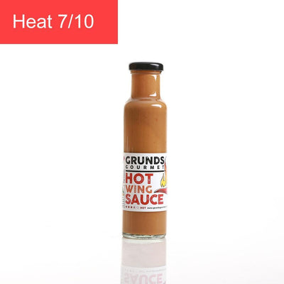 Hot Wing Sauce 250ml - Three Chins Brewing