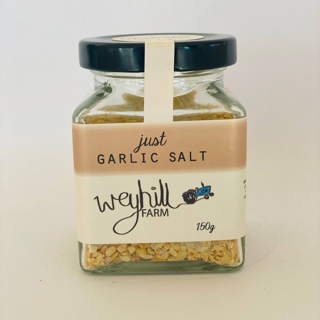 Just Garlic Salt - Three Chins Brewing
