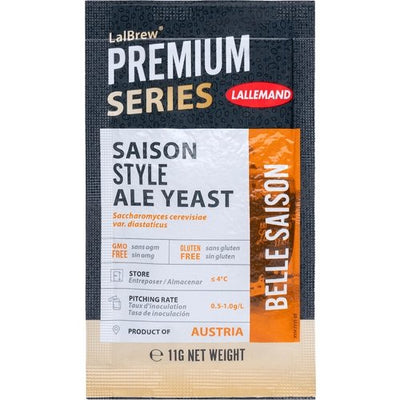 LALBREW® BELLE SAISON BELGIAN SAISON-STYLE YEAST - Three Chins Brewing