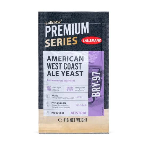 LALBREW® BRY-97 WEST COAST ALE YEAST - Three Chins Brewing