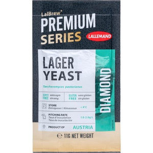 LALBREW® DIAMOND LAGER YEAST - Three Chins Brewing