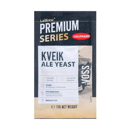 LALBREW® VOSS KVEIK ALE YEAST - Three Chins Brewing