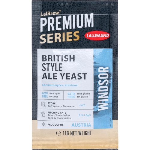 LALBREW® WINDSOR BRITISH-STYLE BEER YEAST - Three Chins Brewing
