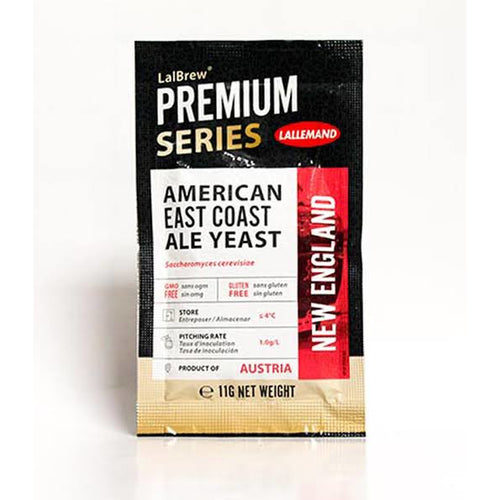 Lallemand New England American East Coast Ale - Three Chins Brewing